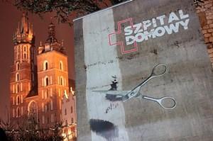 """Akcja """"Szpital Domowy"""". Modlił Się O Odnowę Moralną Krakowa [ZDJĘCIA]"""
