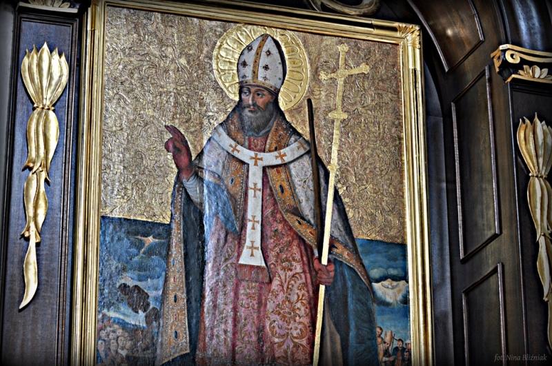 Obraz św. Wojciecha