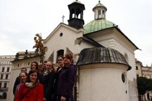Szpital Duszy W Kościele św. Wojciecha