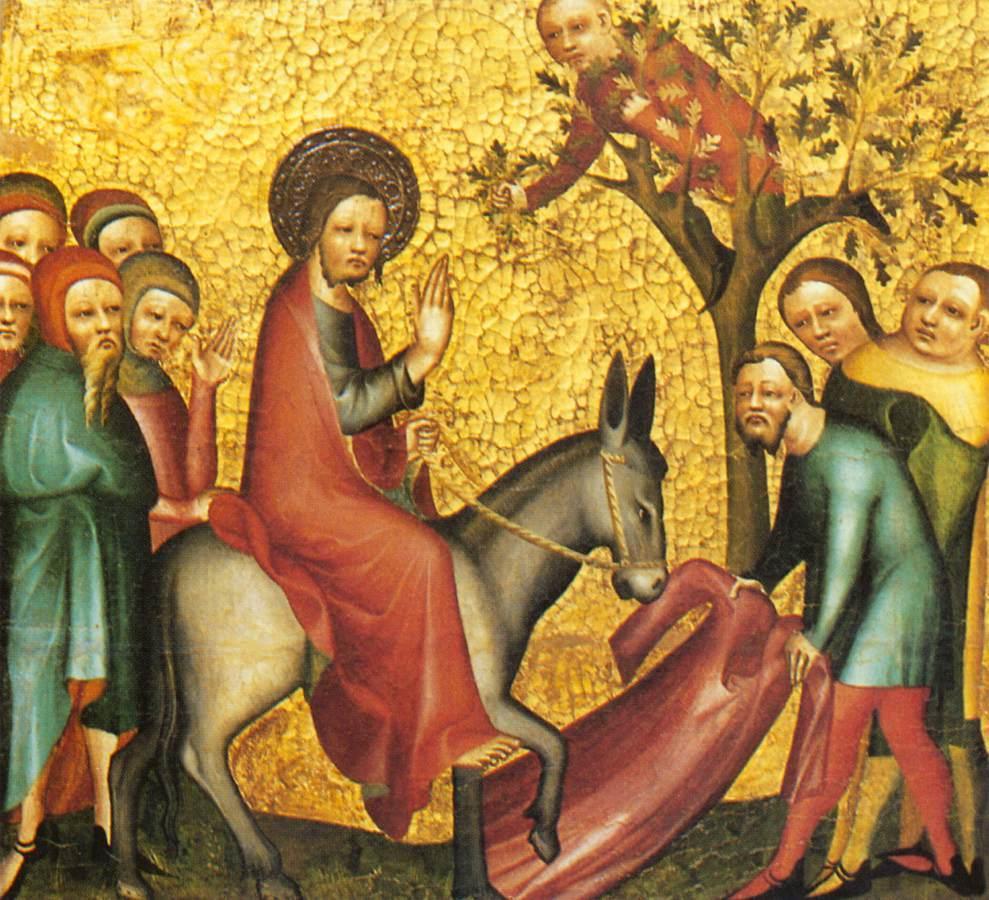 Ogłoszenia Duszpasterskie Na Niedzielę Męki Pańskiej