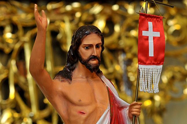 Chrystus Pan Zmartwychwstał Prawdziwie Powstał