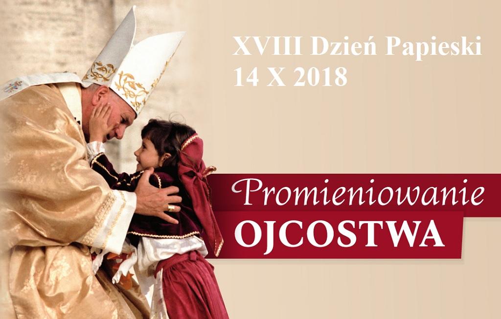 18dzien Papieski Plakat