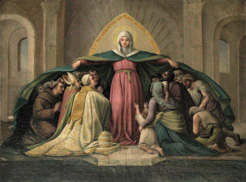 Missao Da Santissima Virgem