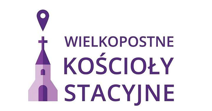 Kościoły Stacyjne Krakowa 2019