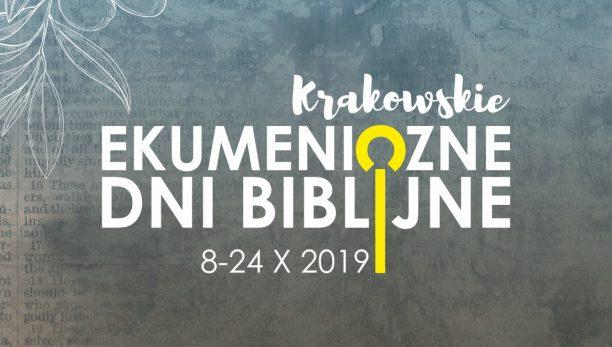 Ekumeniczny Maraton Biblijny 20-21 X 2019