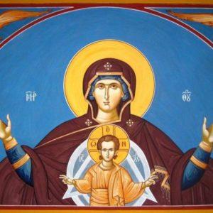 Uroczystość Świętej Bożej Rodzicielki Maryi – Nowy Rok 2020