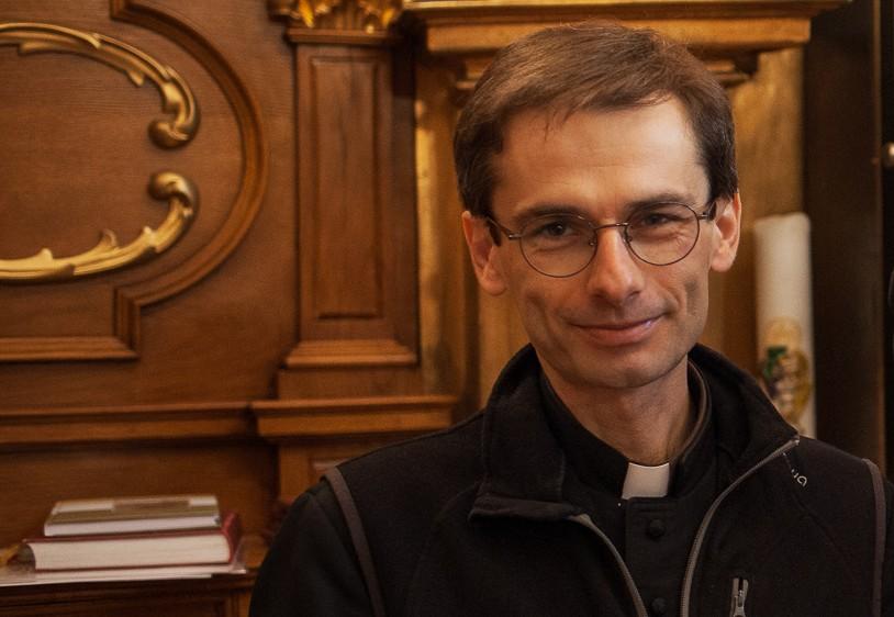 Nowy Rektor, Ks. Dariusz Talik