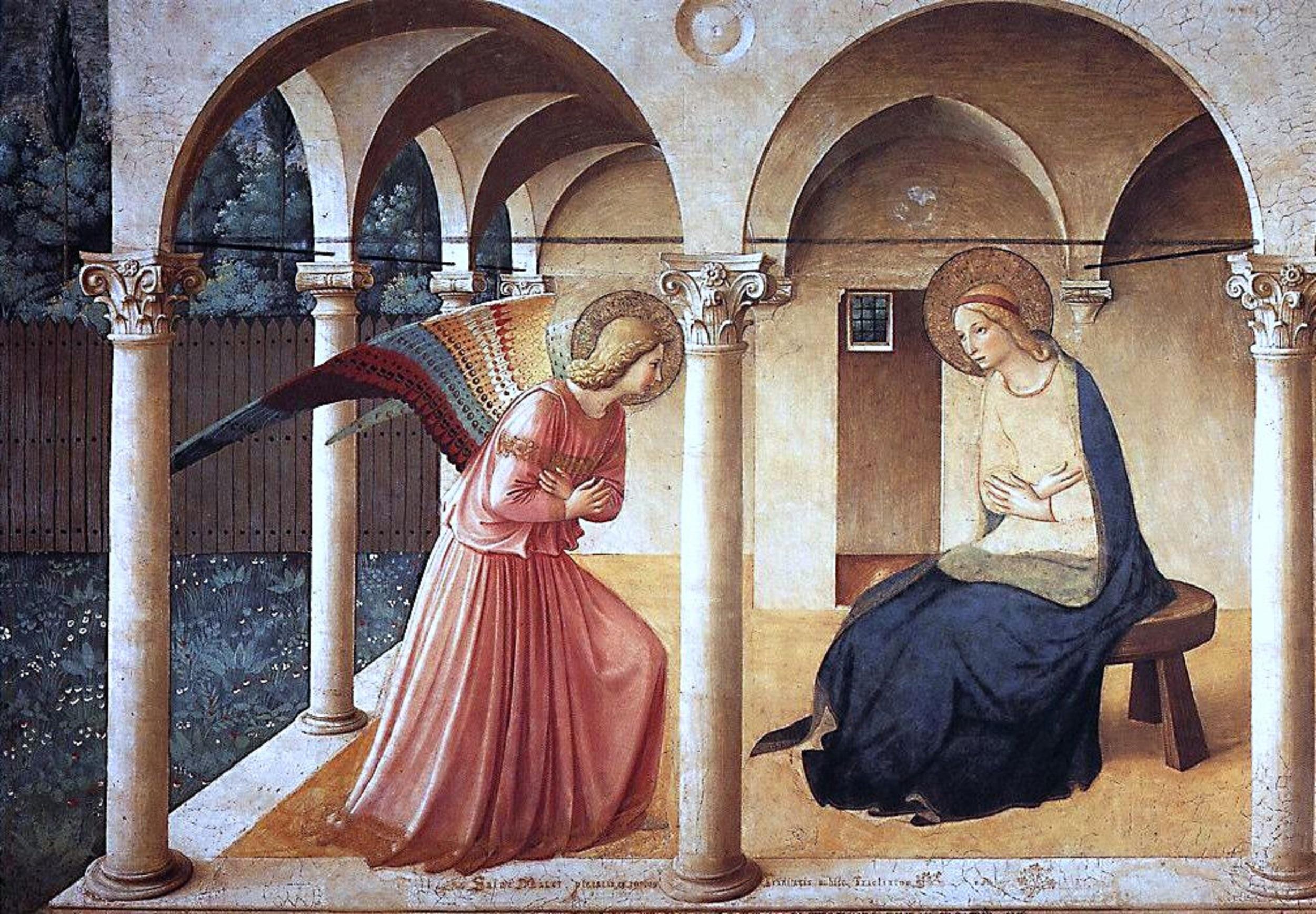 Annunciazione Beato Angelico